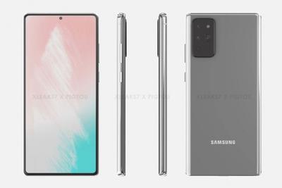 三星 Galaxy Note20 将配备 4300mAh 电池