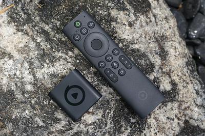 电视果5S PLUS上手:添加遥控器 增大受众群