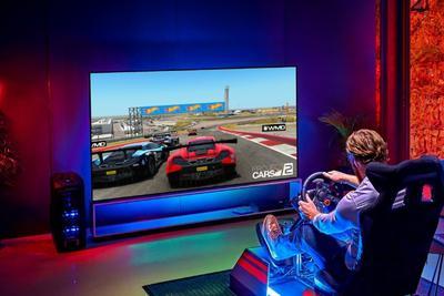 在细分领域分一杯羹LG推48英寸OLED游戏电视