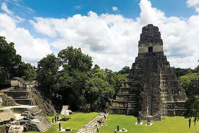 期待解开玛雅文明之谜