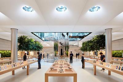 确诊病例数飙升 苹果计划再关闭30家零售店