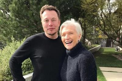 """""""硅谷钢铁侠""""的儿子名字怎么读?梅耶·马斯克:我叫他X"""