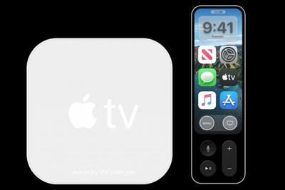 消息称苹果将推出游戏手柄:为Apple TV 6准备