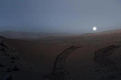 """""""天问一号""""发射升空!在火星上,能看到哪些天象奇观?"""