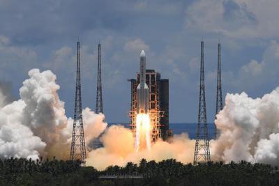 """火星的诱惑:中国""""天问""""出征,跨越4亿公里的探索"""