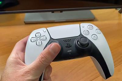 玩家曝PS5手柄DualSense上手体验:手感、续航远超DS4