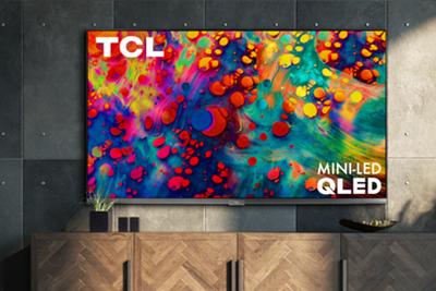TCL发布最便宜mini LED屏电视:55寸约4500元