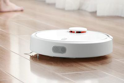 业主贴告示寻扫地机器人 网友:这是不想干家务了吗?
