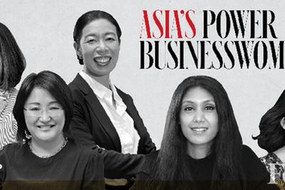 福布斯亚洲发布2020商界影响力女性榜:贝塔斯曼龙宇上榜