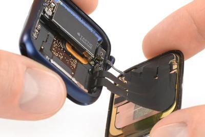 iFixit发现Apple Watch Series 6拥有更大的电池