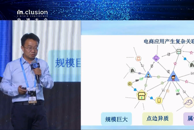 北京邮电大学石川:异质图有望成为解决大数据多样性的有力工具