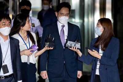 李在镕面临牢狱风险,近期无法继任三星电子董事长