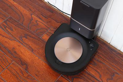 iRobot旗舰级扫地、擦地机器人评测:家居清洁好帮手