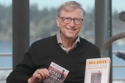 比尔盖茨谈《未来之路》25年后:做出的正确和错误的预测