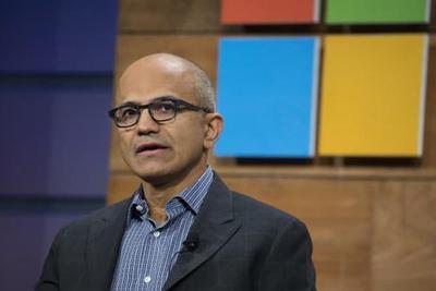 微软正为服务器和Surface个人电脑设计自己的芯片 英特尔大跌6%
