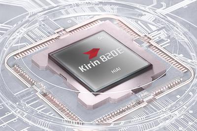 华为麒麟820E 5G SoC正式亮相:7nm制程 六核GPU