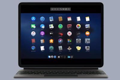大神让macOS Catalina通过x86模拟在iPad Pro上运行