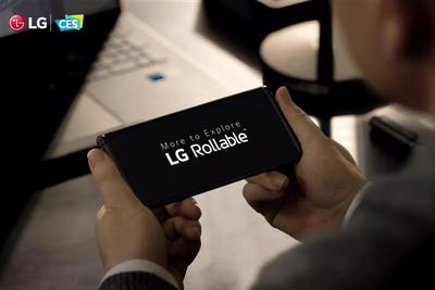 曝LG手机业务动荡:卷轴屏可能不会上市