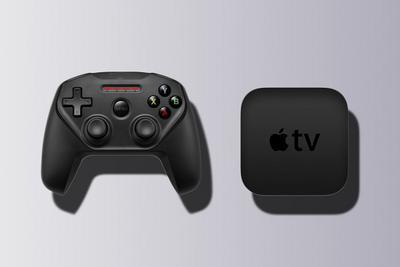 Apple TV 6机顶盒与新款游戏手柄或于今年4季度发布