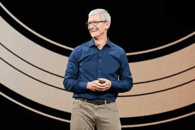 库克:苹果专注硬件、软件和服务结合在一起的产品