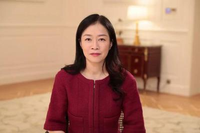 华为公司董事陈黎芳:相信技术的力量