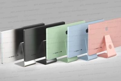 传新iMac有五种配色 苹果自研芯片的Mac Pro将采用全新设计