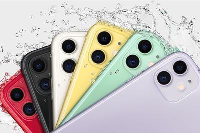 统计机构公布2020年全球十大最畅销手机:iPhone 11排名第一