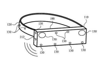 苹果Apple Glass新专利:可侦测声音方位、自动清洁镜片