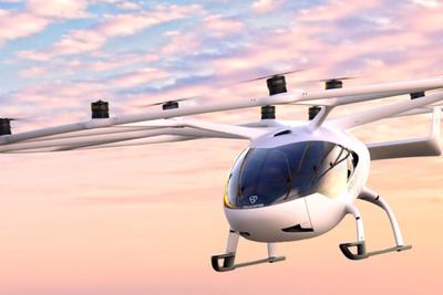 空中交通初创公司Volocopter完成2亿欧元D轮融资 将开辟商业航线