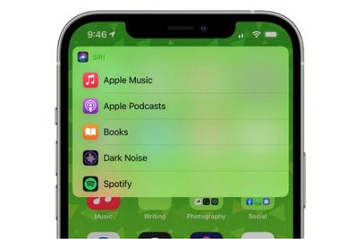 iOS 14.5测试版中 Siri选择音乐软件的逻辑跟之前不一样了