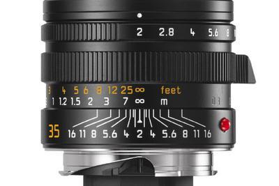 徕卡APO-Summicron-M 35 f/2 ASPH.镜头发布:售价60800元
