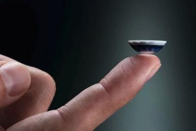 """分析师:苹果可能2030年推出AR隐形眼镜 """"隐形计算""""时代来临"""