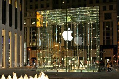 苹果股价收跌超4% 市值今年首次跌破2万亿美元