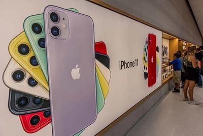 Omdia:iPhone 11成2020年全球出货量最大的智能手机