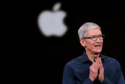 """""""库克称别把苹果谷歌脸书混为一谈""""登上热搜 网友:就你们家股价跌了"""