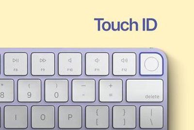 苹果新妙控键盘上的Touch ID与M1 iPad Pro不兼容