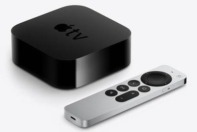 苹果新Siri遥控器没有加速器和陀螺仪,不兼容部分Apple TV游戏