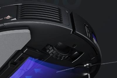 云米新款扫拖机器人上线 搭载四维光速测距避障