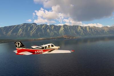 去世界任何角落 看想看的风景!微软模拟飞行2020显卡需求测试