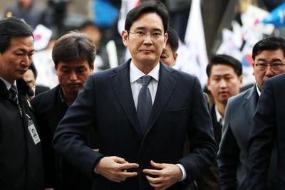 继承李健熙股份后 李在镕所持三星电子股份翻番至1.63%