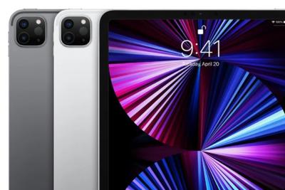 尽管芯片短缺,但今年Q2苹果iPad出货量将保持稳定