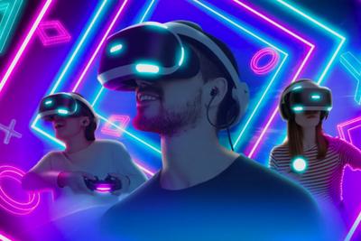 索尼PS VR 2细节曝光:4K分辨率 支持眼球追踪和体感反馈