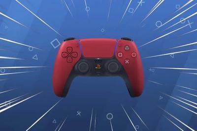 爆料称PS5手柄将迎来全新配色 分别为红黑和黑灰