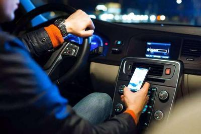 """无证网约车被罚背后:多个平台注册司机无需""""双证"""""""