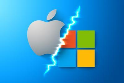 苹果和微软在AR、游戏等领域的竞争将再次升温