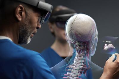 微软透露正研发HoloLens 3:将有消费者版本