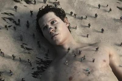 如果海滩出现搁浅的巨人,他的结局或许并不科幻