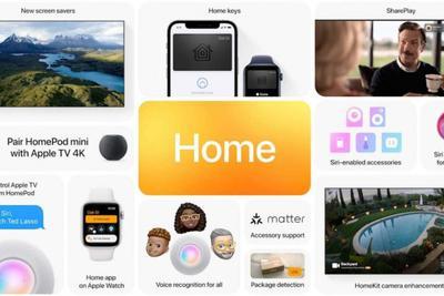 苹果智能家居系列更新:Apple TV、HomePod、Matter实现整合