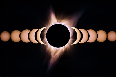 诺奖经济学家在日食时发现的诡异现象,至今困扰物理学家