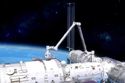 历史时刻!中国人首次进入了自己的空间站!